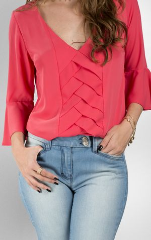 CALCA JEANS FLARE MARIAH-JEANS