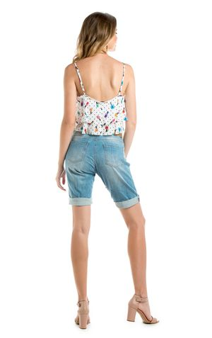 CROPPED CAMADAS LETICIA-ESTAMPA OFF