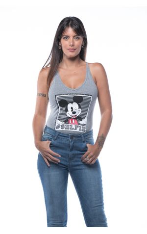 BODY SILK DISNEY-MESCLA