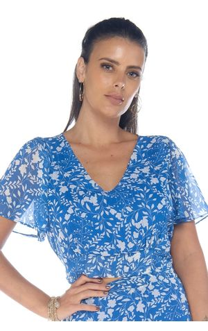 CROPPED-EMMA-MG-CURTA-CHIFFON---ESTAMPA-AZUL